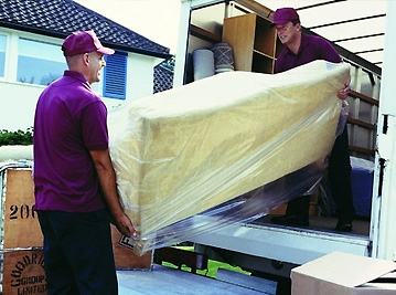 сохранность мебели при переезде